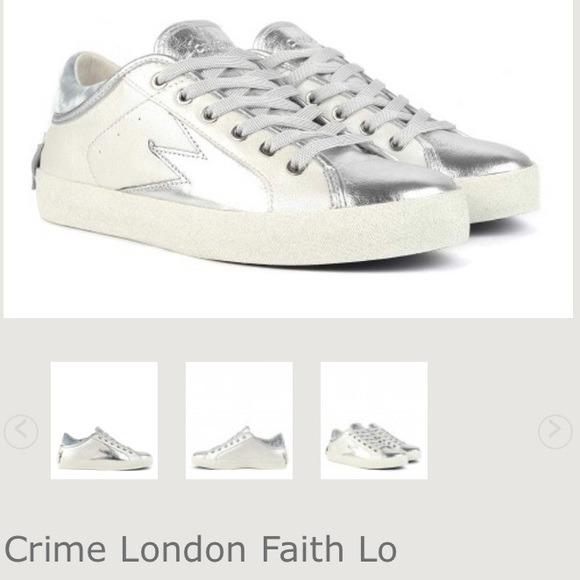 Jeffrey Campbell Shoes - Crime London Sneakers